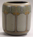 Value of Marblehead Barrel Vase