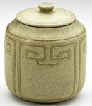 Value of Marblehead Pottery Jar With Lid